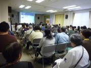 針生ヶ丘病院針生まつり地域健康講座の様子