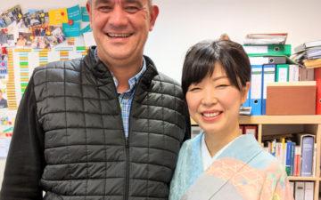 Thomas Böhlke KANAKO Watanabe 箏回想士 渡部佳奈子