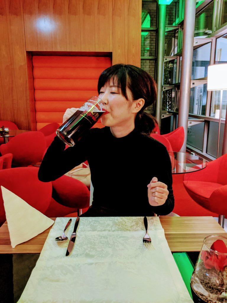 箏回想士渡部佳奈子ドイツビール