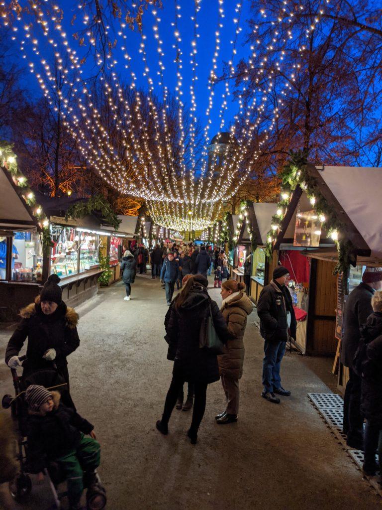 ドイツ シャルロッテんブルク宮殿 クリスマスマーケットDeutschland Charlotte Burg Palast Weihnachtsmarkt