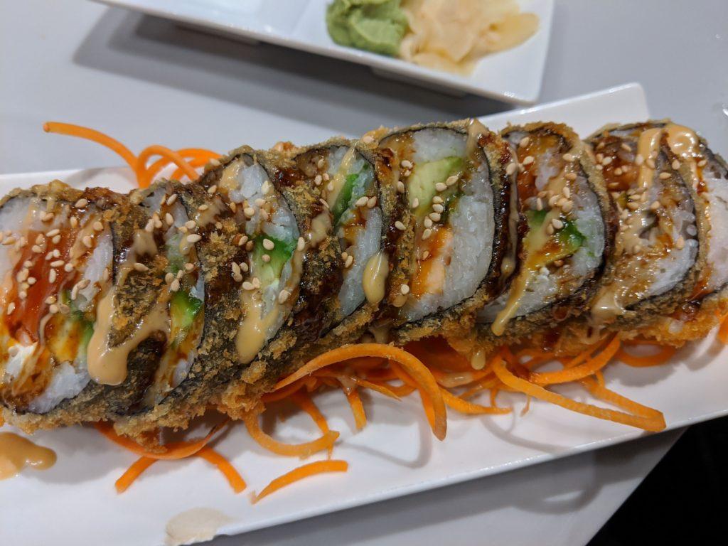 ドイツ日本食寿司