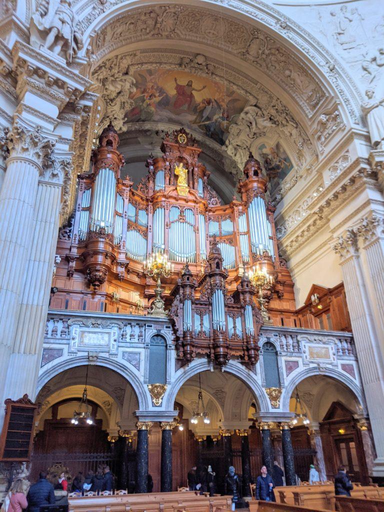 ベルリン大聖堂パイプオルガン